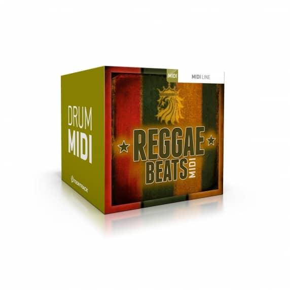 Toontrack Reggae Beats MIDI (Serial Download)