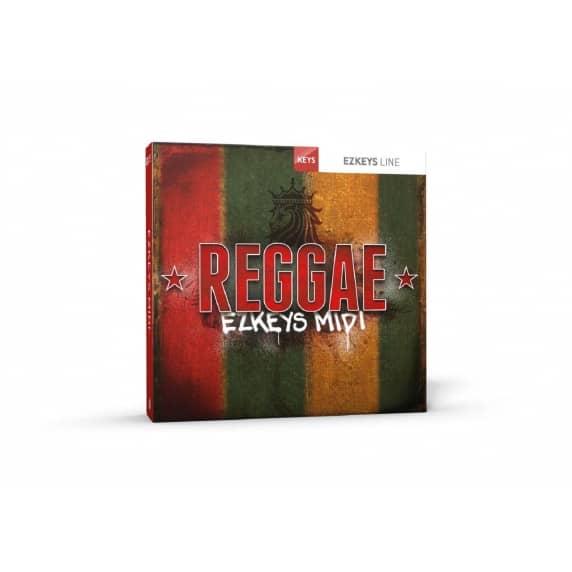 Toontrack Reggae EZkeys MIDI (Serial Download)