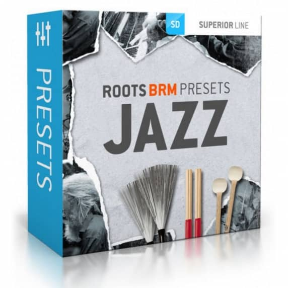 Toontrack Roots BRM Presets - Jazz (Serial download)