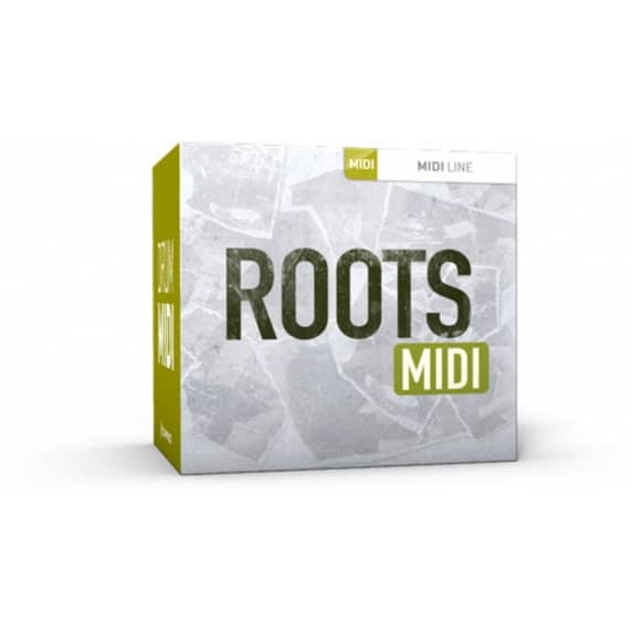 Toontrack Roots MIDI (Serial Download)