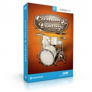 Toontrack SDX Custom Vintage Drum Software