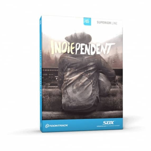 Toontrack SDX:Indiependent (Serial Download)