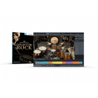 Toontrack SDX Legacy of Rock EDUCATION (Serial Download)