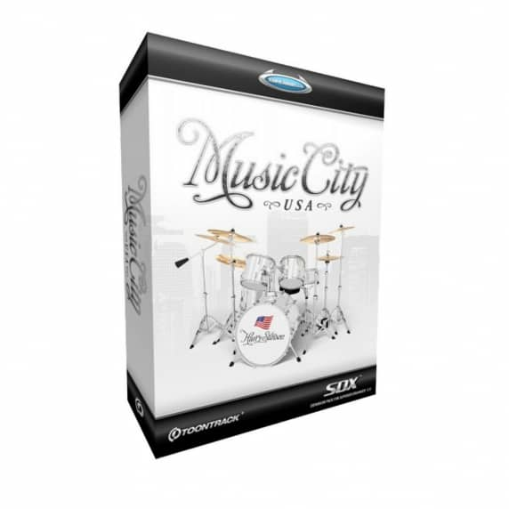 Toontrack SDX: Music City USA (Serial Download)