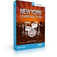 Toontrack SDX: New York Studios Vol 3 (Serial Download)