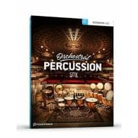 ToonTrack SDX Orchestral Percussion EDUCATION (Serial Download)