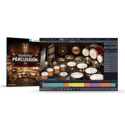 Toontrack SDX Orchestral Percussion Serial