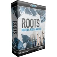 Toontrack SDX Roots - Brushes, Rods & Mallets (Serial Download)