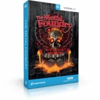 Toontrack SDX: The Metal Foundry EDUCATION (Serial Download)