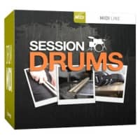 Toontrack Session Drums MIDI (Serial Download)