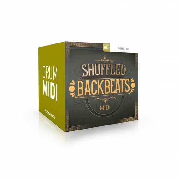 Toontrack Shuffled Backbeats MIDI (Serial Downloads)