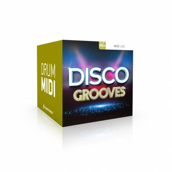 Toontrack Songwriters Disco Grooves MIDI (Serial Download)