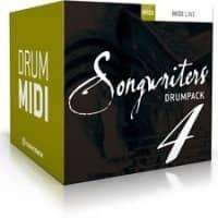 Toontrack Songwriters Drumpack 4 (Serial Download)