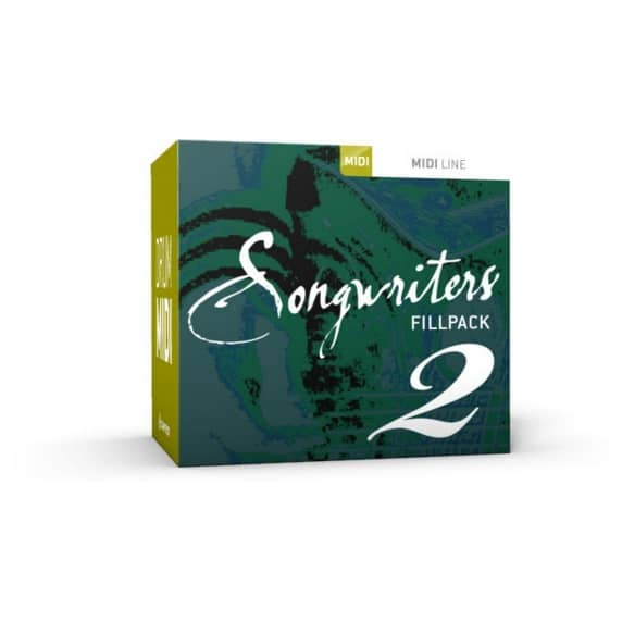 Toontrack Songwriters Fill Pack 2 (Serial Download)
