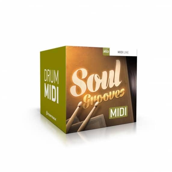 Toontrack Soul Grooves MIDI (Serial Download)