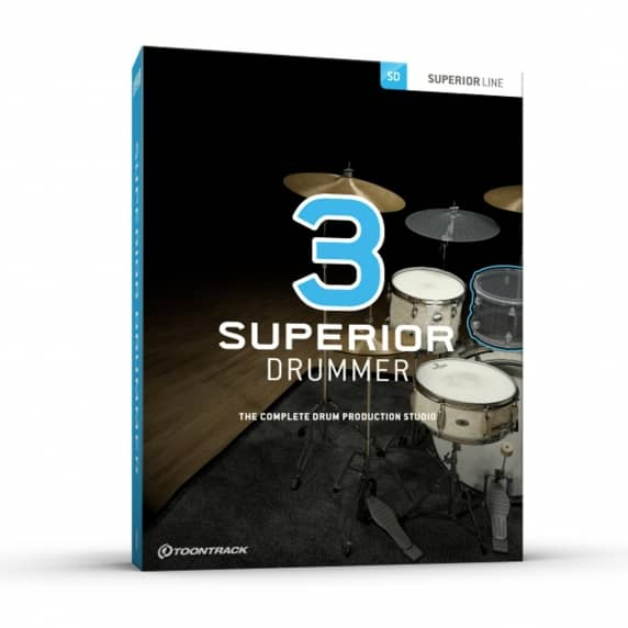 Toontrack Superior Drummer 3 EDUCATION (Serial Download)