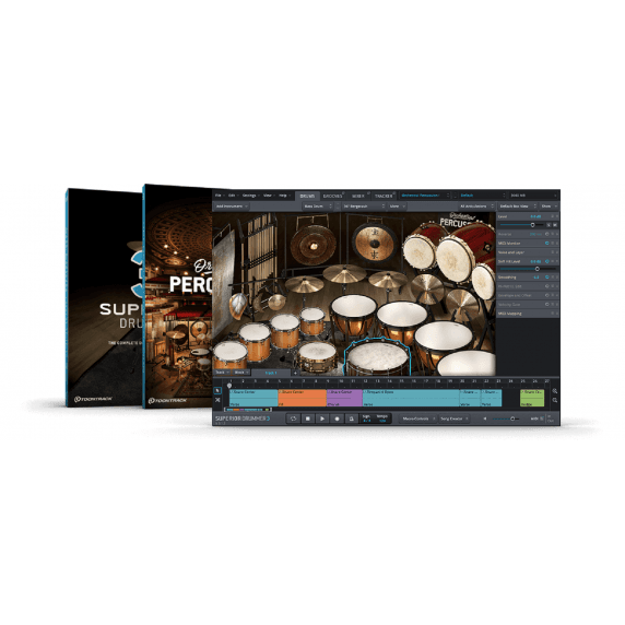 ToonTrack Superior Drummer 3 Orchestral Edition (Serial Download)