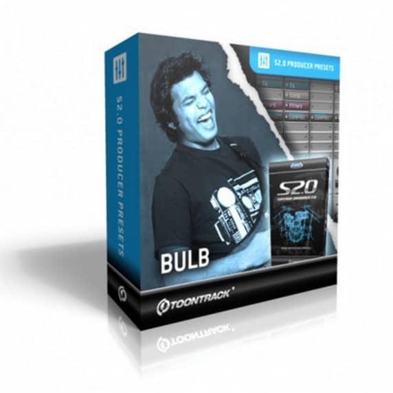 Toontrack Superior Drummer Presets: Bulb (Serial Download)
