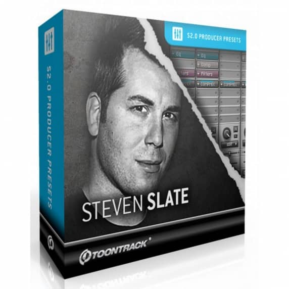 Toontrack Superior Drummer Presets: Steven Slate (Serial Download)