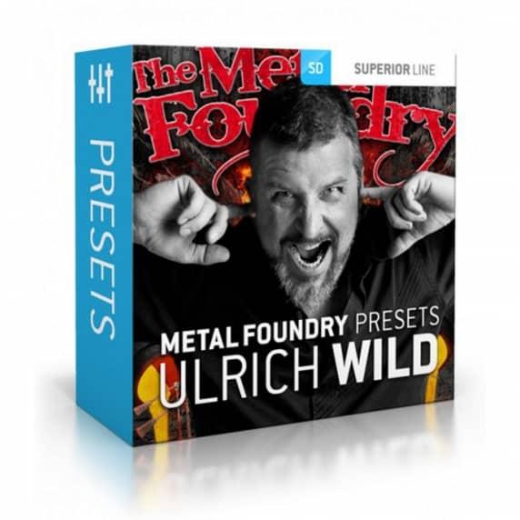 Toontrack Superior Drummer Presets: Ulrich Wild (Serial Download)