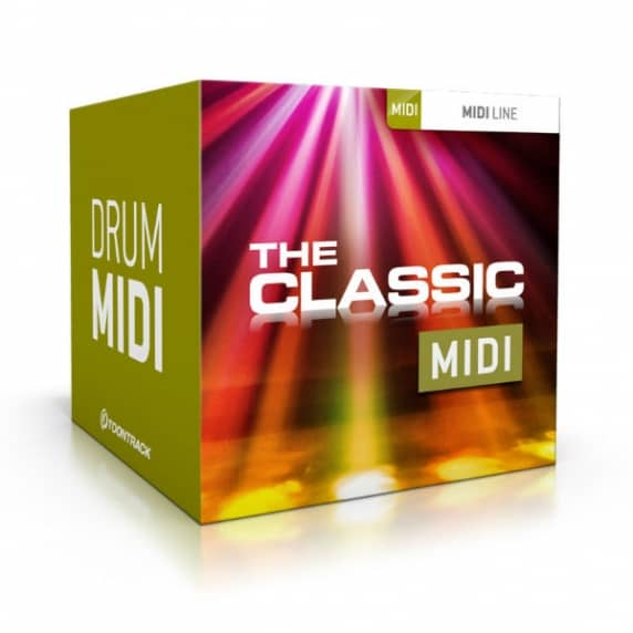 Toontrack The Classic MIDI (Serial Download)
