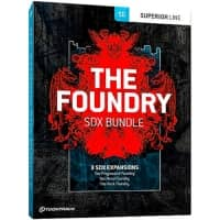 ToonTrack The Foundry SDX Bundle (Serial Download)