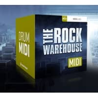 Toontrack The Rock Warehouse MIDI (Serial Download)