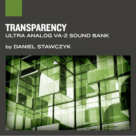 Transparency Sound Bank (Serial Download)