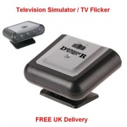 TV Simulator / Fake TV - Burglar Deterrent - Defender Security - DF-010J - B STOCK (NO BOX)
