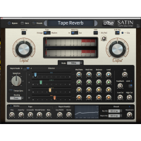 u-he Satin - Magnetic Tape Emulation Software  (Serial Download)