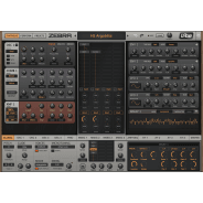 u-he Zebra2.8 - Additive Spline-Based Synth (Serial Download)