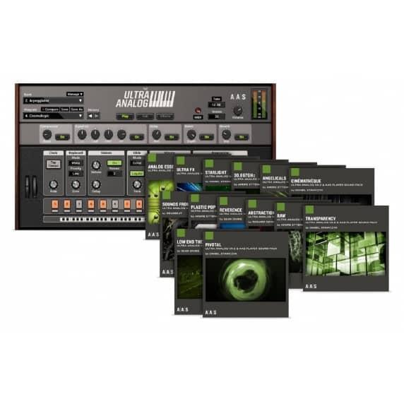 Ultra analog vst free download. software