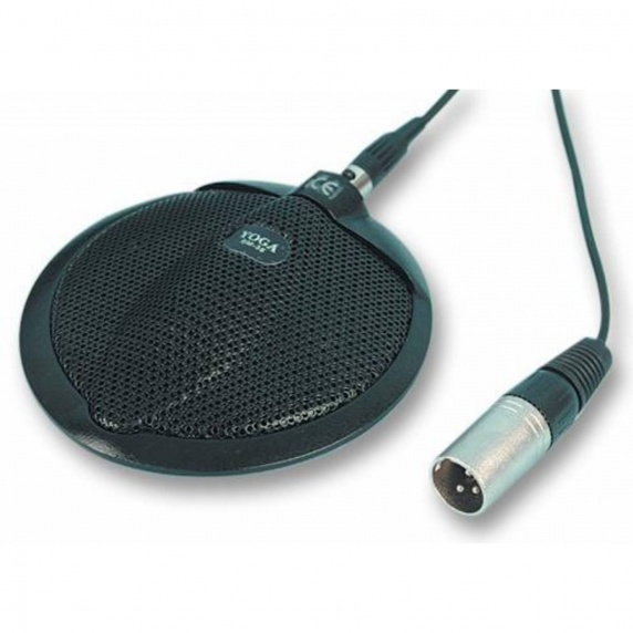 Uni-Directional Boundary Condenser Microphone