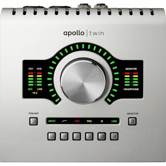 Universal Audio Apollo Twin USB Interface for Windows B STOCK