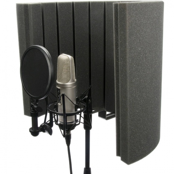 Vicoustic Flexi Screen Lite Acoustic Vocal Booth Screen