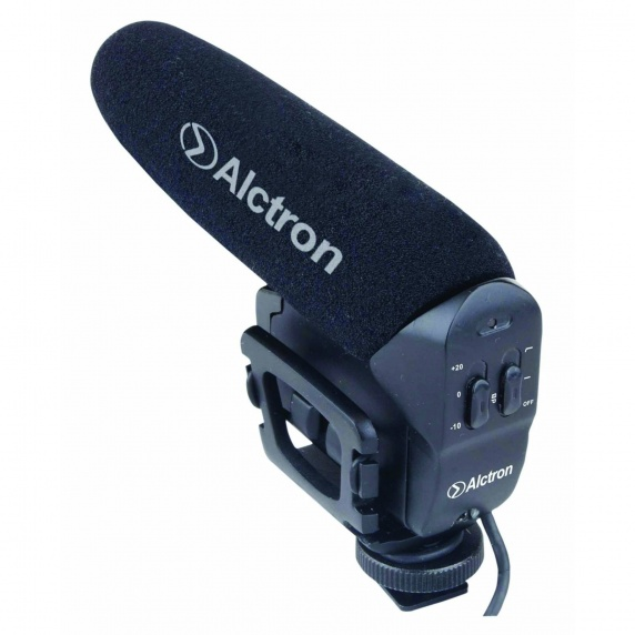VideoMic Pro - VM-6 - Microphone For DSLR & Camcorder
