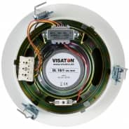 """Visaton DL18/1 Weather Resistant  6.5"""" 6W 100V Ceiling Speaker"""