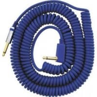 Vox Guitar/Bass Blue Coil Cable - 9m