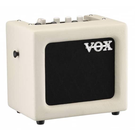 Vox MINI3 G2 Modelling Guitar Amplifier Ivory