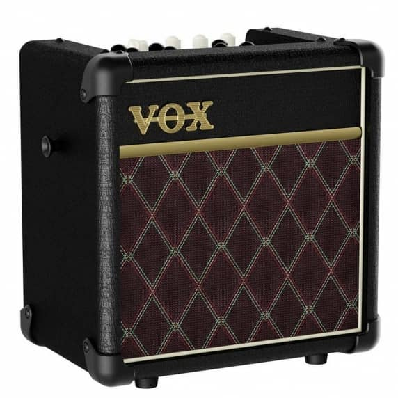Vox Mini5 Rhythm Classic Battery Powered Modelling Amplifier