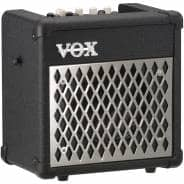 Vox Mini5 Rhythm Modeling Guitar Combo Amplifier - Black Finish