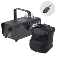Equinox VS 400 Fogger Smoke Machine MKII with Carry Bag Bundle