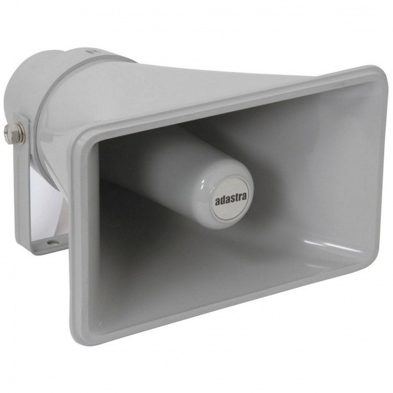 Water Resistant Horn Speaker - 100v, IP 66 , 25W (Rectangular)
