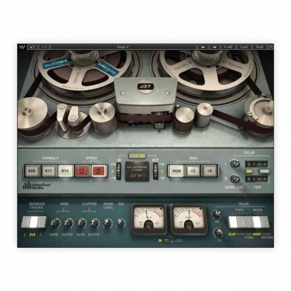 Waves Abbey Road Studio J37 Tape Plug-in (Serial Download)