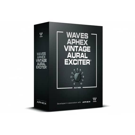 Waves Aphex Vintage Aural Exciter Plug-in (Serial Download)