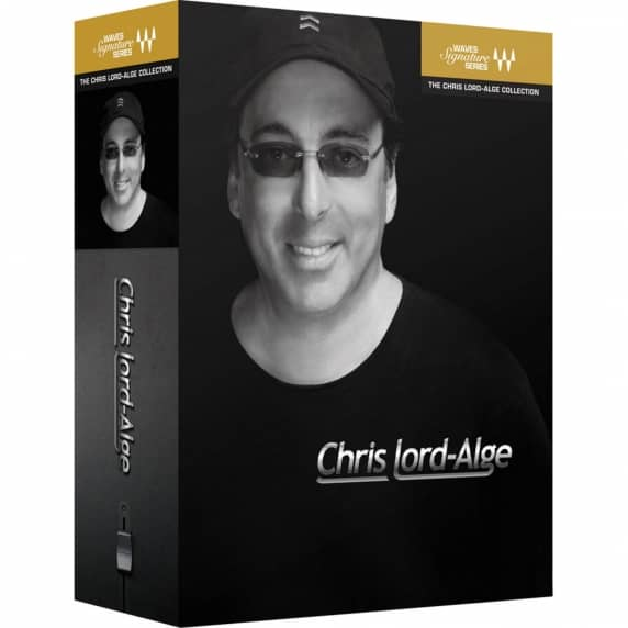 Waves Chris Lord-Alge Signature Series Plug-in (Serial Download)