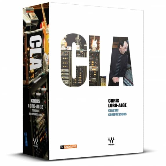 Waves CLA Classic Compressors Plug-in (Serial Download)