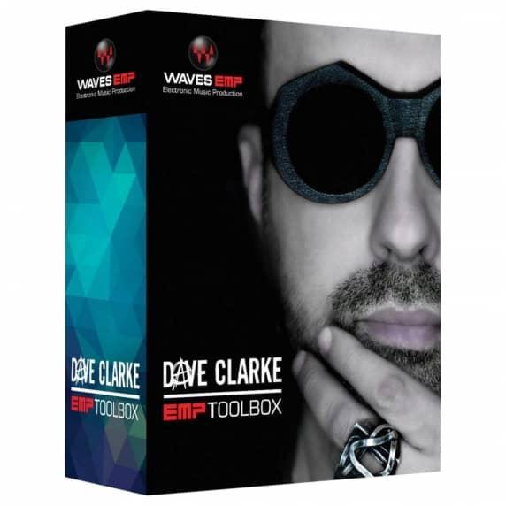 Waves Dave Clarke EMP Toolbox Plug-in (Serial Download)