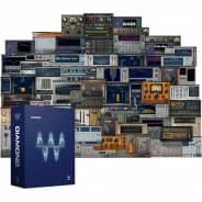 Waves Diamond Plug-in Bundle (Serial Download)