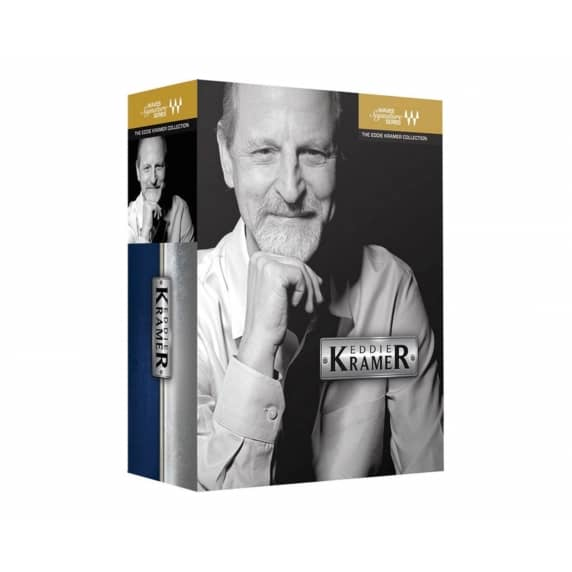 Waves Eddie Kramer Signature Collection Plug-in (Serial Download)